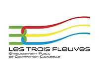 Nuagecom - Logo EPCC - Les Trois Fleuves
