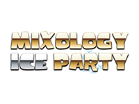 Nuagecom - Logo Mixology ICE PARTY